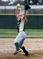 Woodmen senior strikes out 13 in opening win