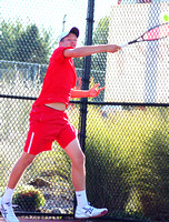 No. 1 singles player taking aim at state championship