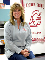 Q and A - Joanny Tolle, Center Grove athletics secretary