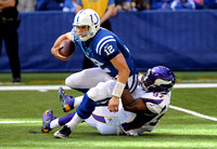Colts boot Vikings: As Luck would have it, win No. 1 was a thriller