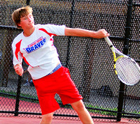 Postseason underdogs: Can Braves build on conference success in boys tennis?