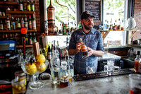 Greenwood mixologist puts own spin on classic drinks