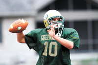 Greenwood - 'We do what we do' Undefeated Woodmen don???t vary their approach
