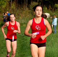 Center Grove sweeps competition in Johnson County cross-country meet