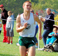 Woodmen junior sets sights on state cross-country meet