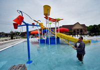 Franklin aquatic center opens this weekend