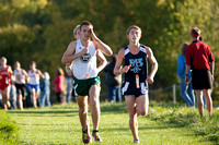 Center Grove cross-country dominates sectional - Collective effort lifts boys to win
