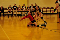 IHSAA Girls Volleyball Sectional-Indianapolis Lutheran