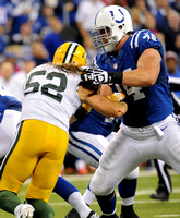 Offensive tackle helps protect Luck, give runners path