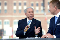 Lee Corso and Kirk Herbstreit - College GameDay - September 22, 2012