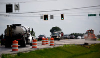 At last, paving project begins