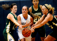 Free throws lift Greenwood to win despite loss of key player