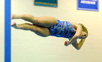 Finals four-peat? Whiteland senior diver wants state medal this time