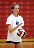 Trojans middle blocker one tall challenge for foes