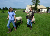 4-H, FFA sisters say goodbye to familiar way of life