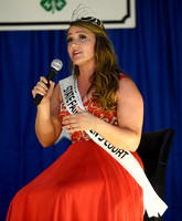 Former county fair queen reflects on royal duties