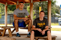 Siblings follow family member in Franklin College sports