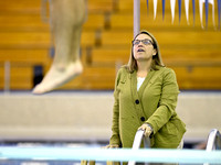 Franklin coach hoping to make splash in return as diving coach