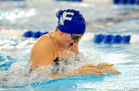 Franklin senior aiming for individual berth in state meet