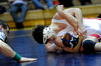 County wrestlers not down for count