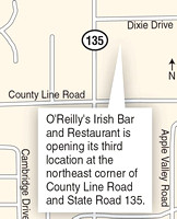 O???Reilly???s restaurant coming to Greenwood area