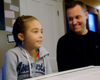 Dad???s kidney donation saves 10-year-old Greenfield girl???s life