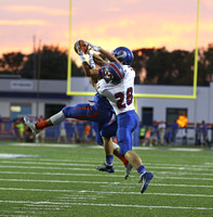 Warriors cruise by Martinsville