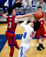 Clutch 3s drop Whiteland to 3rd place