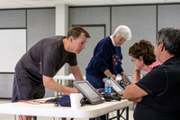 Election day notebook - Johnson County votes