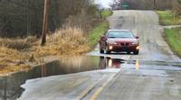 High water - Some county roads still closed due to flooding