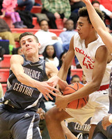 Lawrence Center routs Center Grove to win MIC title