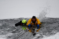Photo Gallery - Ready for a chilling rescue