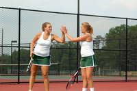 Greenwood edges host Center Grove in tennis sectional final