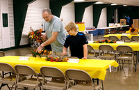 Volunteers put on county Thanksgiving banquet
