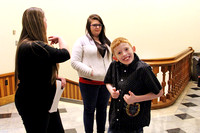 County marks Adoption Day with courthouse activities