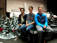 Center Grove trio land spot at Circle of Lights
