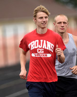 Middle distance runner excels in 800, 4x800 relay for Trojans