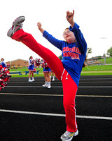 Indian Creek seventh-grader embraces cheerleading