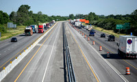 Police seeing fewer accidents with I-65 construction