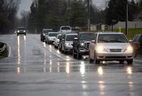 Prepare for headaches on main thoroughfares