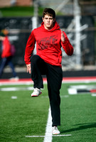 Center Grove junior uses injury as motivation