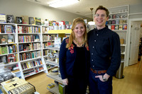 Wild Geese Bookshop makes nest in Franklin