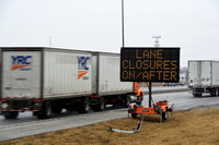 Prepare for slower going on Interstate 65 south of Indianapolis