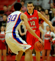 Center Grove uses defense to down Warriors