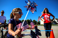 Photo Gallery - Celebrating the stars and stripes