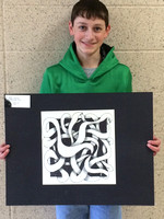 On display - Center Grove???s annual art show kicks off
