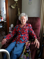 Woman attributes 100 years to exercise