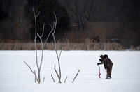 Photo Gallery - Frozen fishing