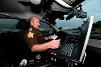 Officers can now monitor traffic while on the move