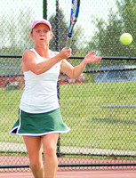 Woodmen tennis player shines on court, gets results in classes